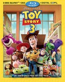 Toy Story 3: 4-Disc Blu-ray + DVD + Digital Copy Combo cover art - click to buy from Amazon.com