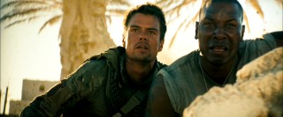 Captain Lennox (Josh Duhamel) and Sergeant Epps (Tyrese Gibson) shift their focus from Middle East evildoers to high-tech robotic stuff.