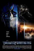 Transformers (2007) movie poster