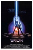 Tron (1982) movie poster