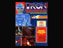 Tron Futuristic Adventure Book, from Gallery