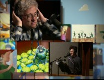 "Randy Newman and Lyle Lovett appear in the new ""You've Got a Friend in Me"" music video."