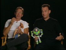 "Tim Allen and Tom Hanks don't see eye-to-eye in ""Who's The Coolest Toy?"""