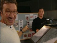 "More amusing banter between Tim Allen and Tom Hanks can be enjoyed in ""Cast of Characters."""