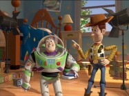 "Also on Disc 2, Buzz and Woody give bizarre answers in ""Character Interview."""