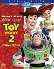 Toy Story 2: Special Edition Blu-ray Disc + DVD cover art