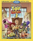 Toy Story 3 (4-Disc Combo Pack: 2 Blu-ray Discs, 1 DVD, 1 Digital Copy) cover art