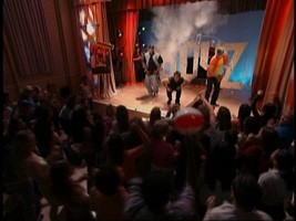 The Boyz 'N Motion perform, and manage to be almost as bad as Raven . . . almost.