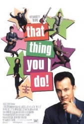 That Thing You Do! (1996) movie poster