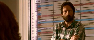 "In ""The TV Set"" David Duchovny stars as a bearded, Judd Apatow-like writer whose visions for a new series are repeatedly compromised to network interference, one small step at a time."