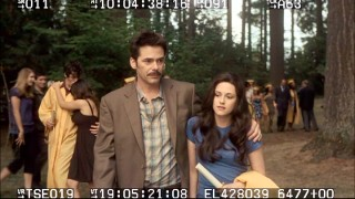 Charlie (Billy Burke) can't wait to see what Bella's going to do next and tells her as much in this deleted post-graduation scene.