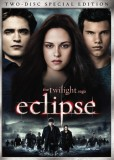 The Twilight Saga: Eclipse: Two-Disc Special Edition DVD cover art -- click to buy from Amazon.com