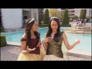 "Tia and Tamera Mowry perform a little real-life magic in the silly ""Twitched: A Look Behind the Magic"" featurette."