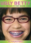 Ugly Betty: The Complete First Season - Bettyfied Edition DVD cover art