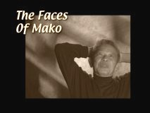 "Mako looks back in ""The Faces of Mako."""