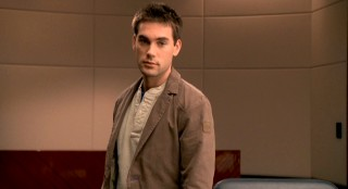 "Drew Fuller (of ""Charmed"") plays self-centered Jason Stevens, the protagonist to-be-changed in ""The Ultimate Gift."""