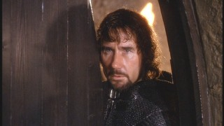 As the corrupt Sir Mordred, Jim Dale again shows his mastery of playing Disney villains.