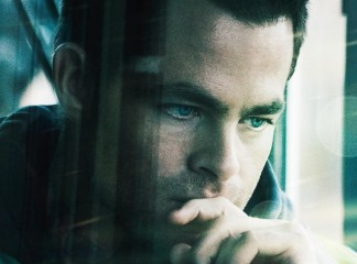 "Chris Pine stars as a young train conductor who becomes an unexpected hero in ""Unstoppable."""