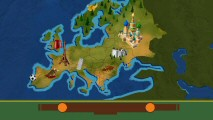 "Can you identify the various European nations based on their landmarks in the ""Global Guardian Badge Game""? (10 points for the ""Doctor Who"" reference.)"