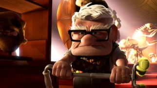 """Up"" protagonist Carl Fredricksen is the most complex (and simplex) human character ever created by Pixar."