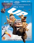 Up (Four-Disc Blu-ray/DVD Combo) - November 10