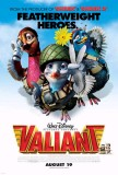Disney's Valiant (2005) movie poster