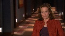 "Sigourney Weaver talks about her Rex Brooks character in the ""Plotting an Assassination"" featurette."