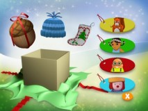 Which Playhouse Disney character do you think would be happy to receive a nut with a bow on it for Christmas?