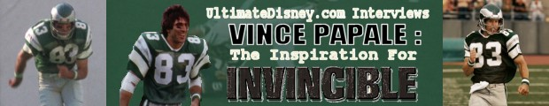 An Interview with Vince Papale, the Inspiration for Disney's Invincible