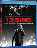 13 Sins Blu-ray Disc cover art -- click to buy from Amazon.com