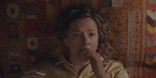 "In ""20th Century Women"", Dorothea Fields (Annette Bening) worries about the well-being of her teenaged son."