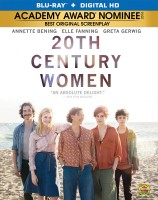 20th Century Women: Blu-ray + Digital HD cover art - click to buy from Amazon.com