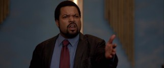 Ice Cube plays the angry, colorful Captain Dickson, the guys' supervisor at 21 Jump Street.