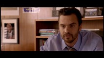The high school's young principal (The New Girl's Jake Johnson) is fleshed out some in an extended scene.