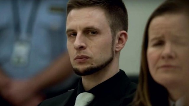 "Evil sports a chinstrap beard in ""22 July"", which stars Anders Danielsen Lie as the deadly anti-immigration radical Anders Behring Breivik."