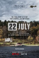22 July (2018) movie poster