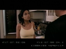 "Naturelle (Rosario Dawson, a lead in each film) fights with Monty in this ""25th Hour"" deleted scene."
