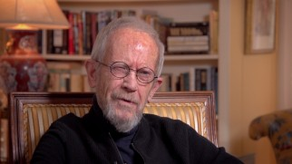 "Author Elmore Leonard reflects on his writing career and especially the first feature adaptation of his short story ""Three-Ten to Yuma."""