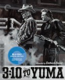 3:10 to Yuma (1957): The Criterion Collection Blu-ray cover art -- click to buy from Amazon.com