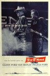 3:10 to Yuma (1957) movie poster
