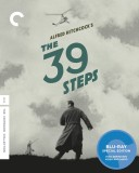 The 39 Steps: The Criterion Collection Blu-ray cover art -- click to buy from Amazon.com