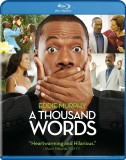 A Thousand Words Blu-ray cover art -- click to buy from Amazon.com