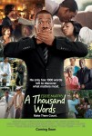 A Thousand Words (2012) movie poster