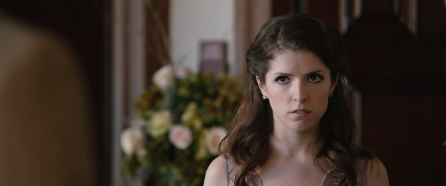 "Awkwardness ensues when Eloise McGarry (Anna Kendrick) shows up at the wedding where her ex is best man in ""Table 19."""