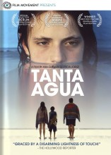 Tanta Agua DVD cover art -- click to buy from Amazon.com