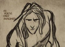 A trailer promotes the Tarzan you've only imagined as a pencil sketch of the hero takes shape.