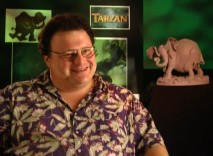 Hello, Newman. Wayne Knight discusses Tantor, the red elephant he voices.