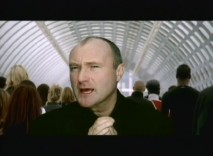 "Tarzan? Disney? Phil Collins' mainstream pop-friendly ""You'll Be in My Heart"" music video acknowledges nothing of the sort."