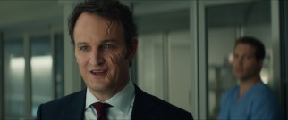 Jason Clarke is the latest actor to play John Connor, here a battle-scarred warrior.