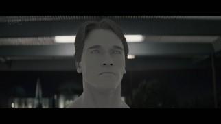 """Upgrades: VFX of Terminator Genisys"" shows us how 1984 Arnold was recreated using computer technology."